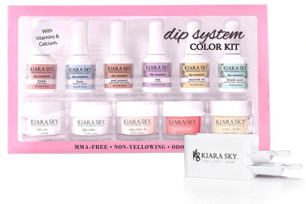 KIARA SKY - DIP SYSTEM COLOR STARTER KIT 1