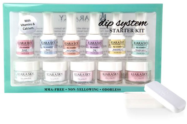 KIARA SKY - DIPPSYSTEM FRENCH STARTER KIT 1