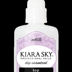 KIARA SKY - ESSENTIAL REFILL - DIP TOP - STEG 4