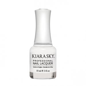 KIARA SKY - NAGELLACK - N401 PURE WHITE