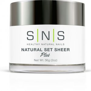 Natural set sheer 56g
