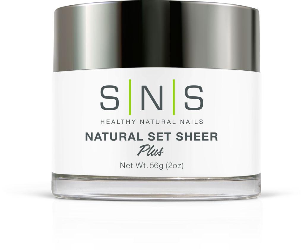 Natural set sheer 56g