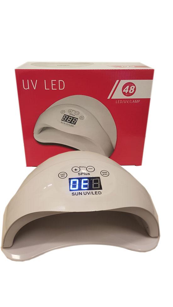 UV LEDUV LAMPA SUN 5 Plus